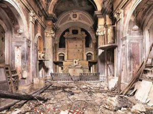 Naples in Ruins