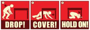 earthquake prepared