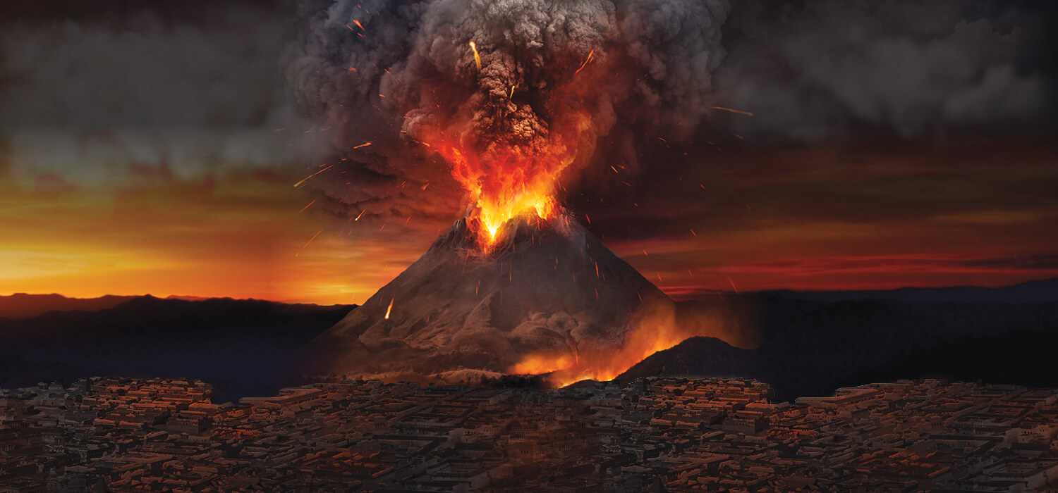What happened in Pompeii the day Vesuvius decided to blow ...