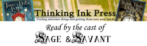 Thinking Ink Press Audio Books