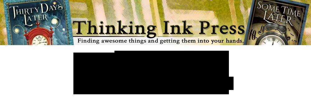 Thinking Ink Press Audio Books
