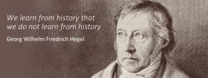 Hegel on History
